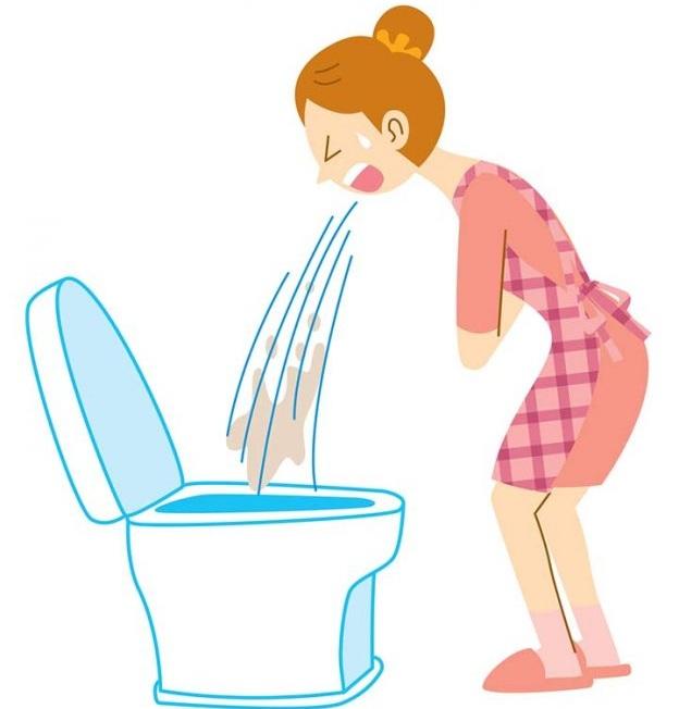 Comment arrêter les vomissements