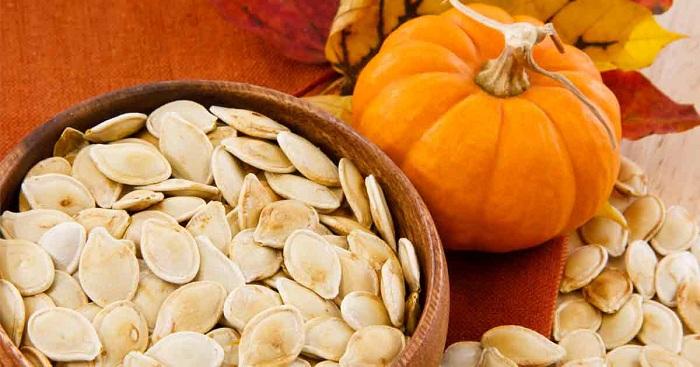 avantages pour la santé des graines de citrouille