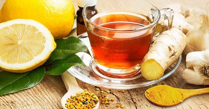 comment faire du thé anti-inflammatoire au curcuma et au gingembre