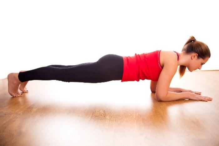 des planches pour renforcer tout votre corps