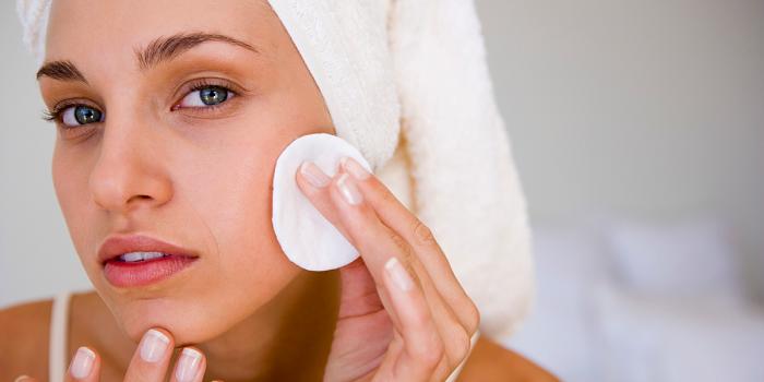hamamélis pour l'acné